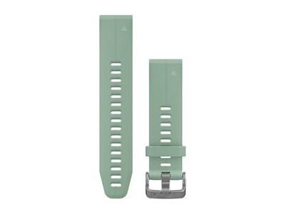 GARMIN Silikonový remienok QuickFit 20 nefrit (ND)