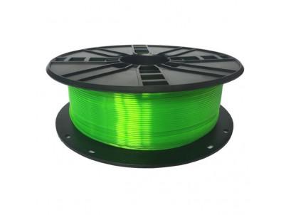 GEMBIRD Náplň 3D PETG 1.75mm/1kg Green