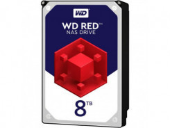 "WD Red NAS 8TB 3,5""/256MB/26mm"