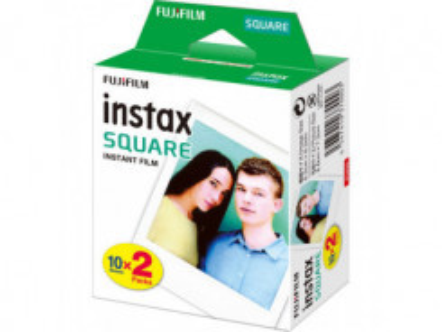 FUJIFILM Instax SQUARE 2x10LIST film 16576520