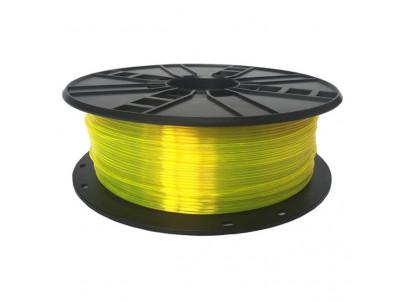 GEMBIRD Náplň 3D PETG 1.75mm/1kg Yellow