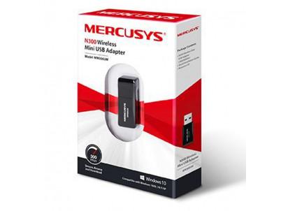 MERCUSYS N300 Wireless Mini USB Adapter MW300UM