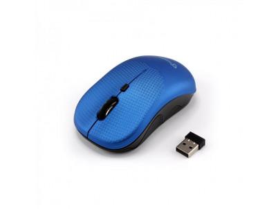 SBOX 4D Optická bezdrôtová myš Blue WM-106BL