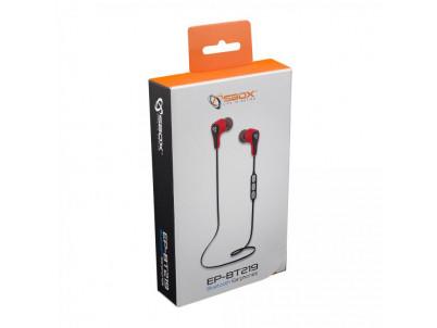 SBOX EP-BT219 Slúchadlá do uší Bluetooth