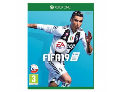 XBOX ONE FIFA 19 SK/CZ