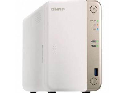 QNAP NAS Server TS-251B 2GB 2xHDD