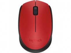 LOGITECH Wireless Mouse M171red