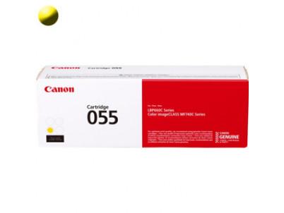 CANON Toner 055 yellow