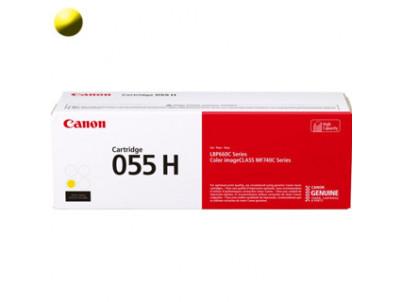 CANON Toner 055H yellow