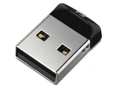 SanDisk Cruzer Fit USB 2.0 Flash Drive 16 GB