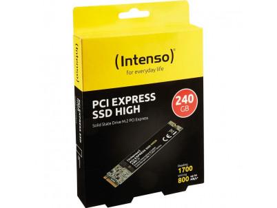 INTENSO SSD PCI Express 240GB/M.2 2280/M.2 NVMe