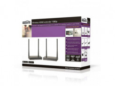 MARMITEK HDMI Extender 1080p TV Anywhere
