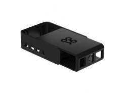 RASPBERRY Pi 4 Case SLIDE Black