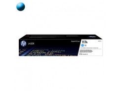 HP 117A Toner W2071A Cyan