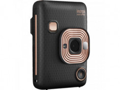 Fujifilm Instax Mini LiPlay Hybrid (Elegant Black)