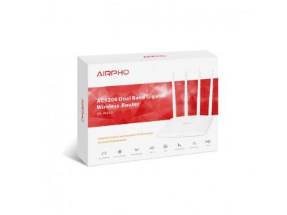 AIRPHO Wifi AC 1200Mbps AP/router, USB, Gigabit