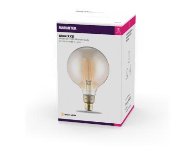 MARMITEK Glow XXLI LED filament E27, 650lm, 6W