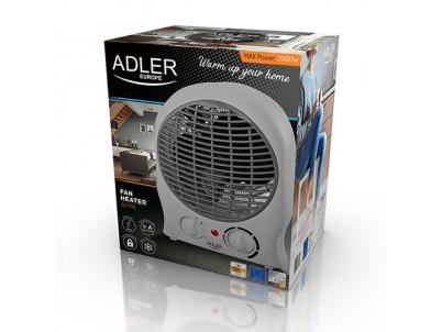ADLER AD 7716, Teplovzdušný ventilátor