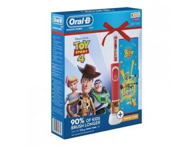 ORALB Vitality Toy Story + cestovné puzdro