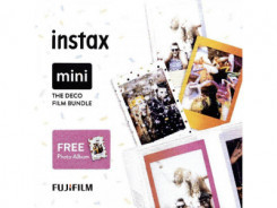 FUJIFILM INSTAX Mini DECO Film (30Ks)
