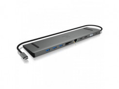 RAIDSONIC ICY BOX USB Type-C Dock