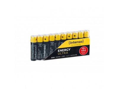 INTENSO Energy Ultra AAA, Batérie alkalické 10ks