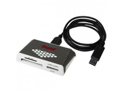KINGSTON FCR-HS4, Čítačka kariet USB 3.0