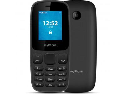 MYPHONE 3330, Mobilný telefón Čierny