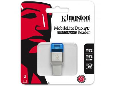 KINGSTON FCR-ML3C, USB MobileLite DUO 3C
