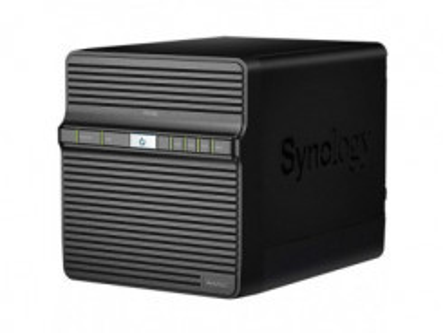 SYNOLOGY NAS Server DS420J 4xHDD/SSD