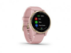 GARMIN Smart hodinky VÍVOACTIVE 4S Rose/Gold