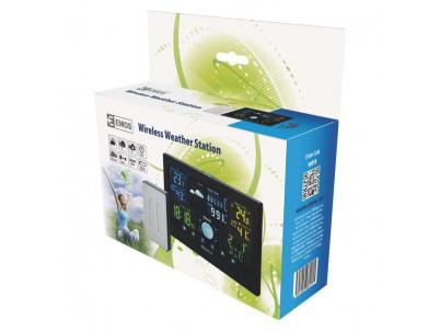 EMOS E6018, LCD domáca bezdrôtová meteostanica