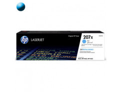 HP Toner  HP 207X cyan