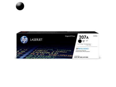 HP Toner  HP 207A black