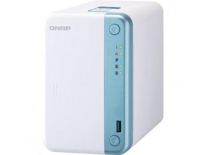 QNAP NAS Server TS-251D 2GB 2xHDD