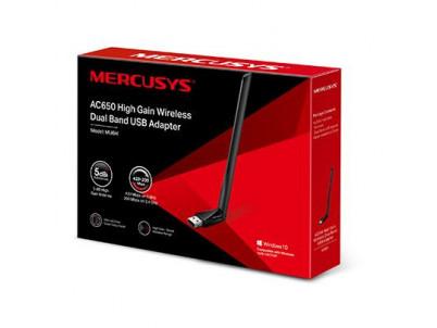 MERCUSYS MU6H, AC650 High Gain Wireless Dual Band