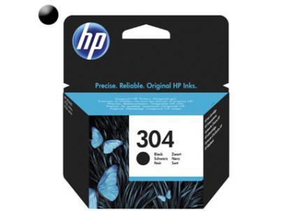 HP Cartridge HP 304 Black 4ml (N9K06AE)