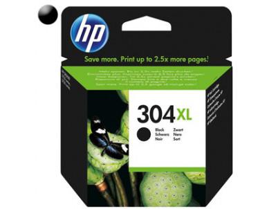 HP Cartridge HP 304XL Black 5,5ml (N9K08AE)