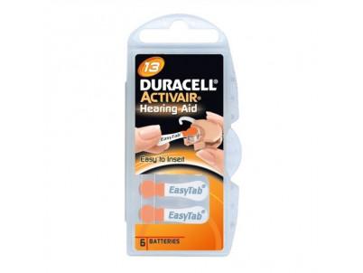 DURACELL Activair 13, Batérie do nač. prístrojov