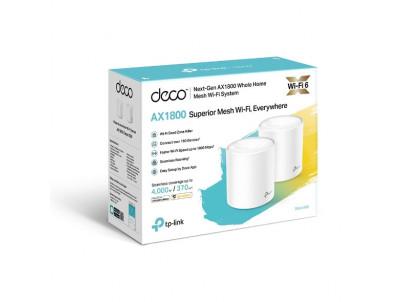 TP-Link Deco X20(2-pack)