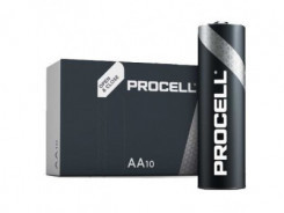 DURACELL PROCELL, Industrial Batérie, AA 1.5V LR6
