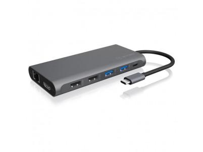 RAIDSONIC ICY BOX USB Type-C DockingStation