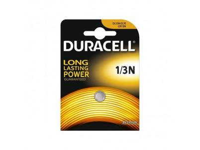 DURACELL CR1/3N, 3V, Batéria, 1ks