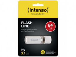 INTENSO - 64GB Flash Line Type C USB 3.1 3538490