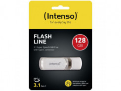 INTENSO - 128GB Flash Line Type C USB 3.1 3538491