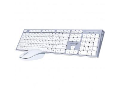 CONNECT IT CKM-7510-CS, Sada bedzrôtovej klav/myš