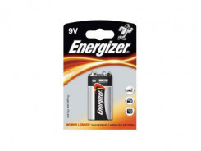 ENERGIZER Base 9V, Batéria, 6LR61 1ks