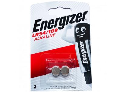 ENERGIZER LR54/189, Batérie, AG10, G10A, 1.5V 2ks