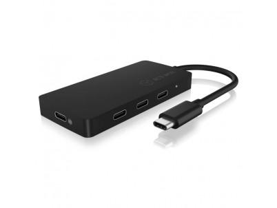 RAIDSONIC ICY BOX USB Type C HUB