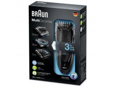 Braun Multi groomer MG 5050 + žiletka Gillette AKCIA!!!